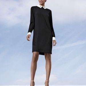 NWT Victoria Beckham for Target bunny collar dress
